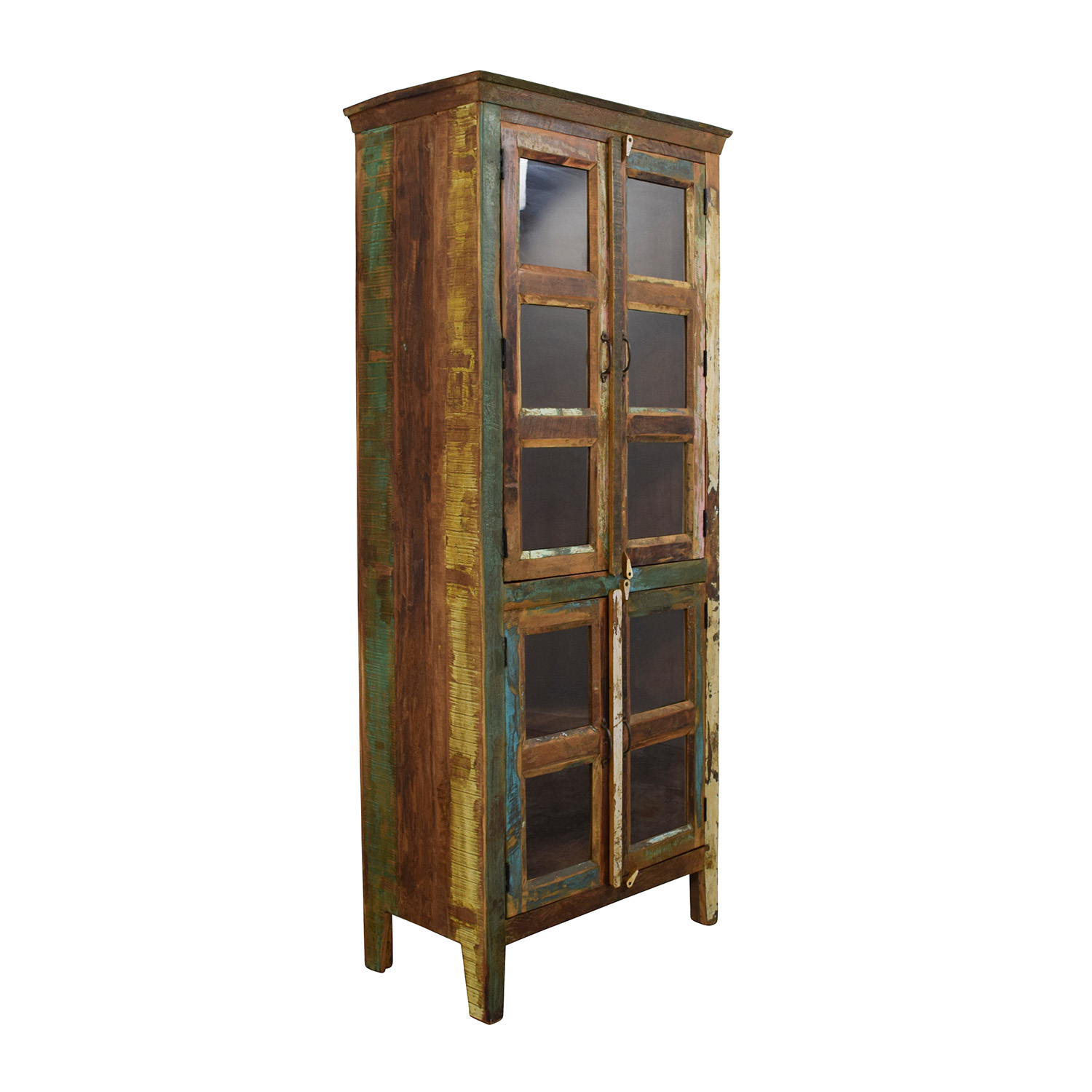 Vintage Rustic Armoire second hand