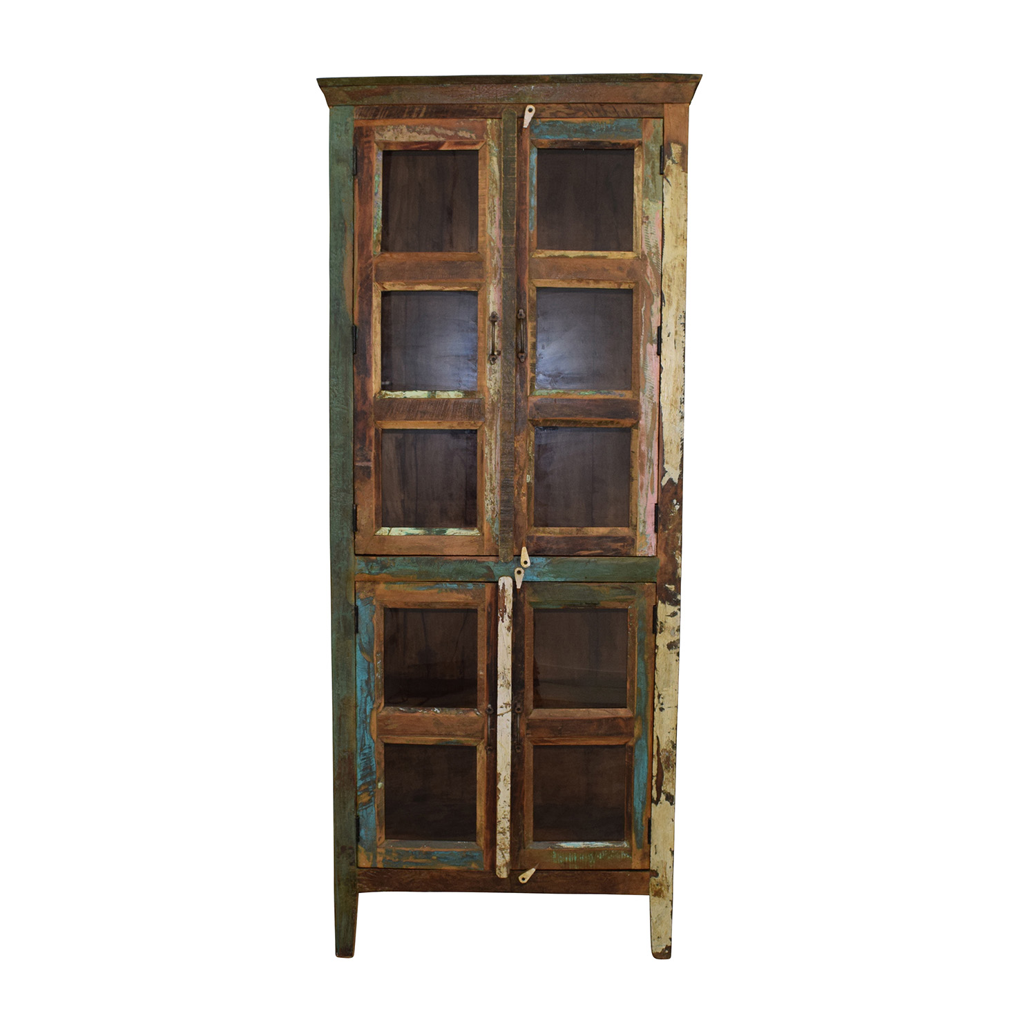 Vintage Rustic Armoire dimensions