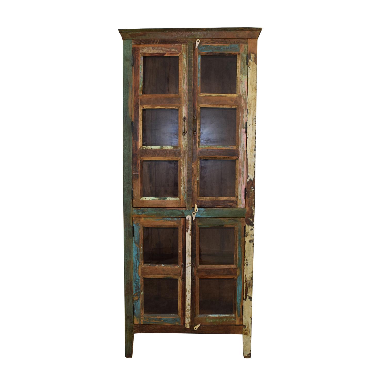 buy Vintage Rustic Armoire