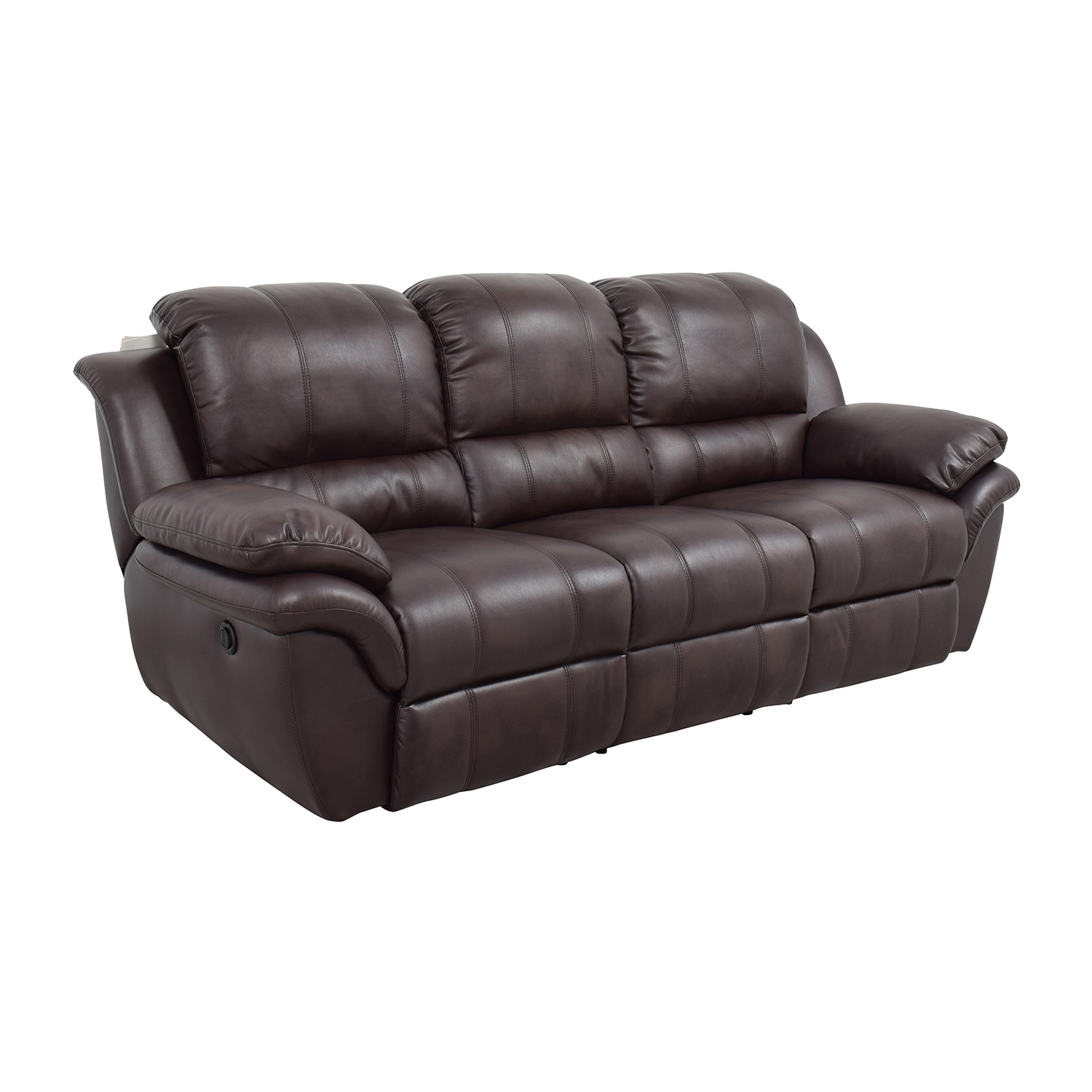 buy New Classic Home Furnishing Leather Reclining Brown Couch New Classic Home Furnishing Classic Sofas
