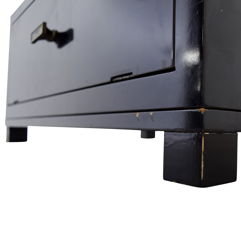 Stacked Three-Drawer Dresser / Storage