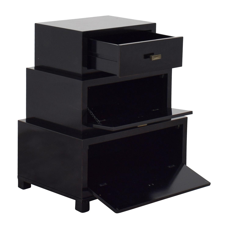 Stacked Three-Drawer Dresser sale