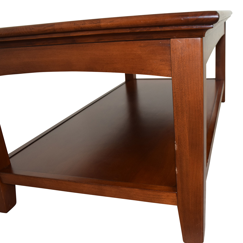 Whittier Wood Furniture Whittier Wood Furniture GAC McKenzie Cocktail Table discount