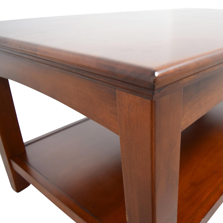 Whittier Wood Furniture Whittier Wood Furniture GAC McKenzie Cocktail Table price