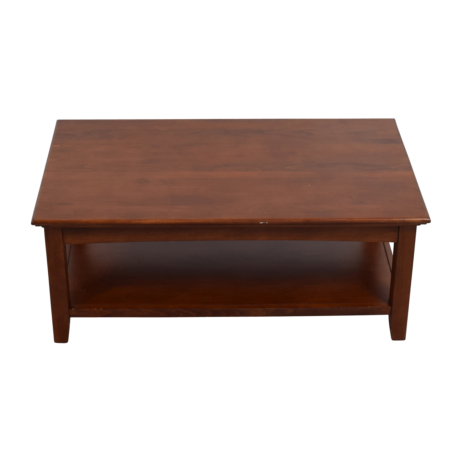 shop Whittier Wood Furniture Whittier Wood Furniture GAC McKenzie Cocktail Table online