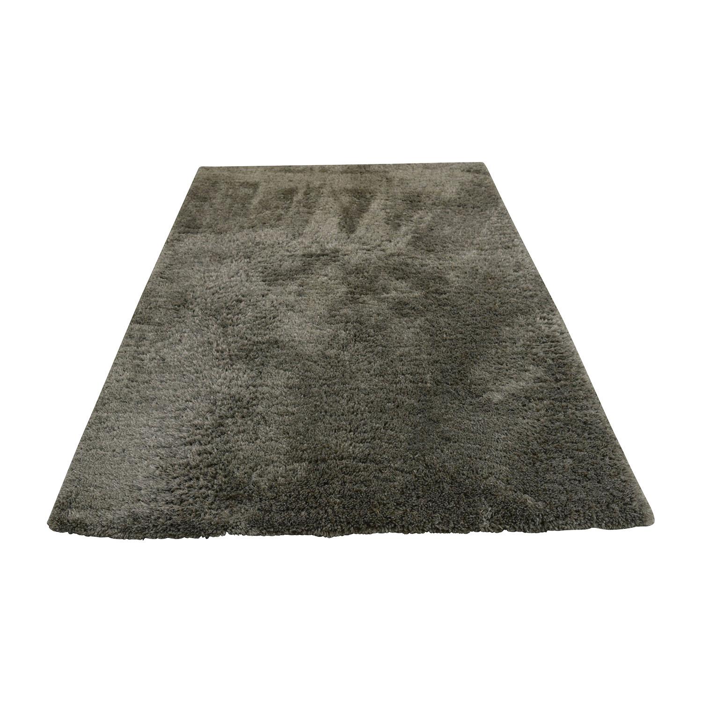 CB2 Grey Rug / Rugs
