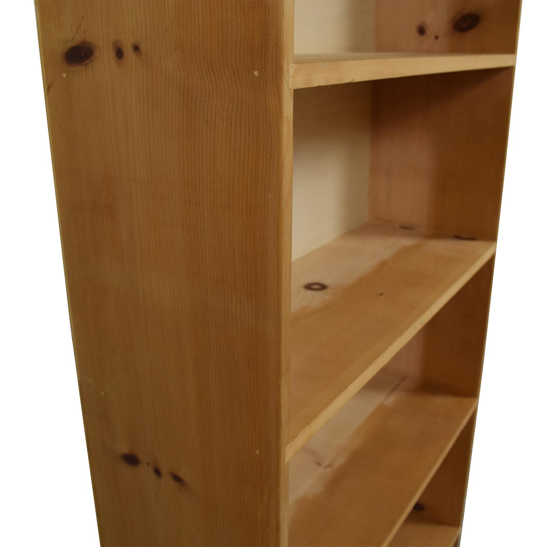 small pine bookcase uk com