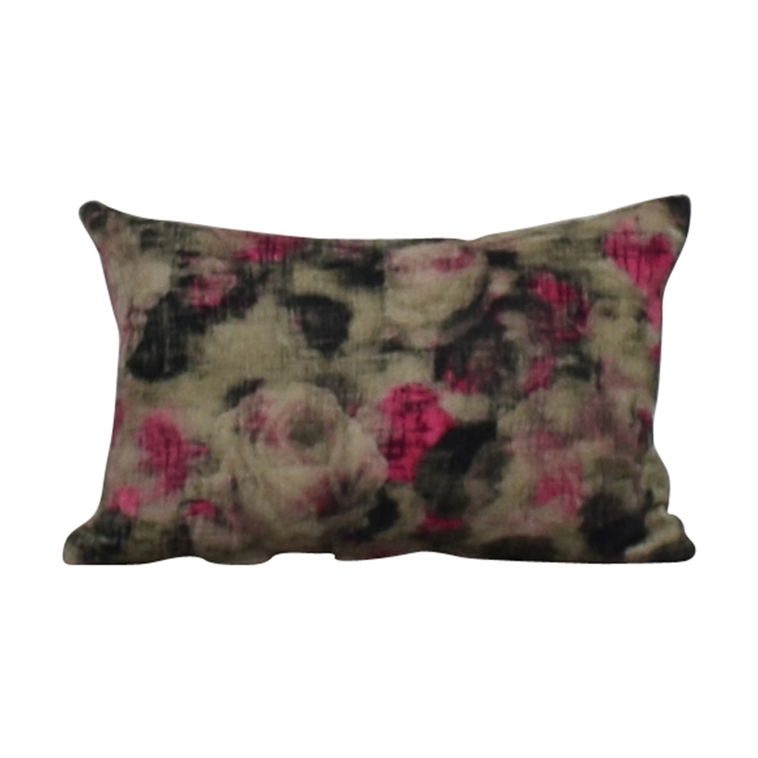 West Elm Splatter Pillow / Decor