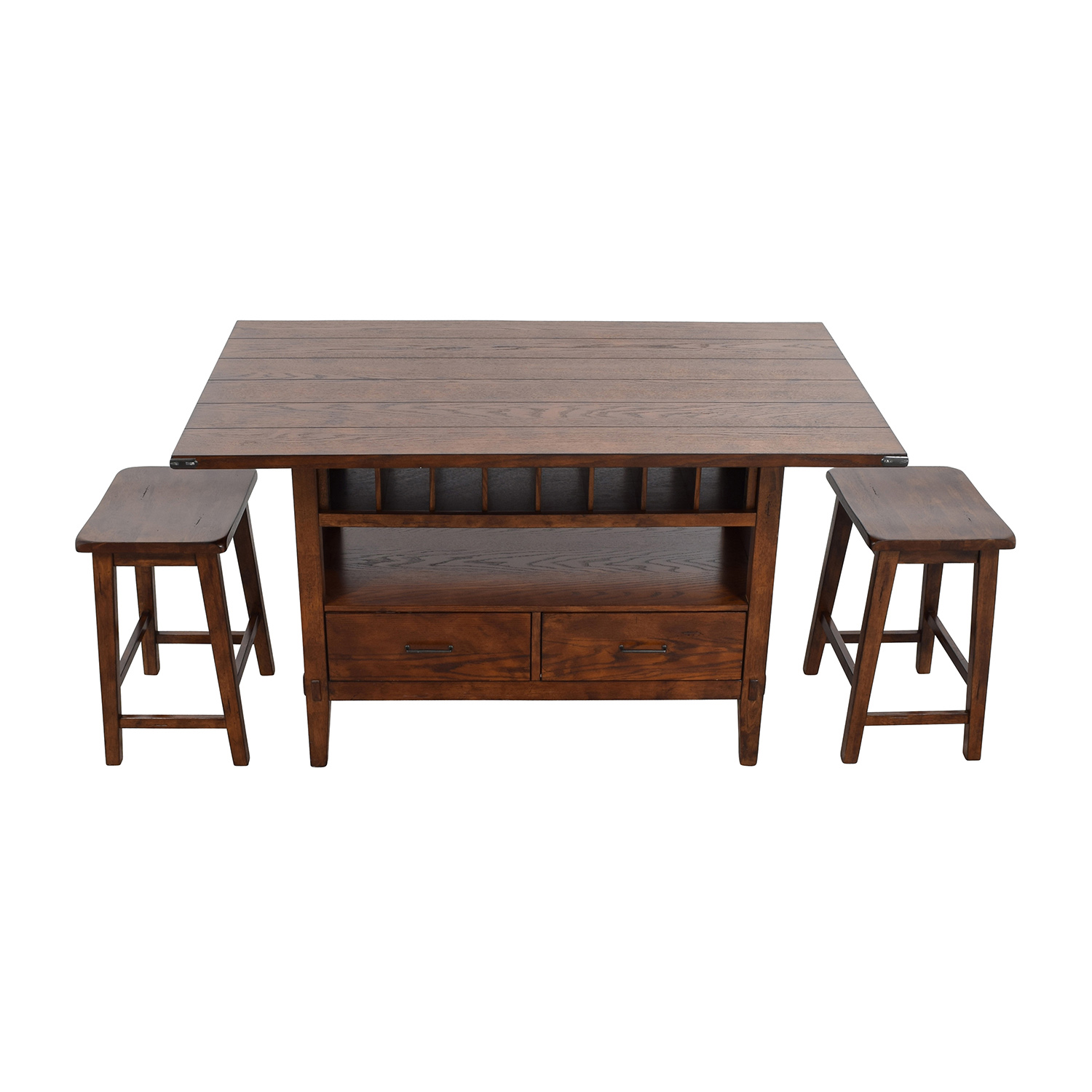 Liberty Furniture Industries, Inc Liberty Furniture Cabin Fever Counter Height Dining Set price