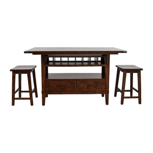 Liberty Furniture Industries, Inc Liberty Furniture Cabin Fever Counter Height Dining Set nyc