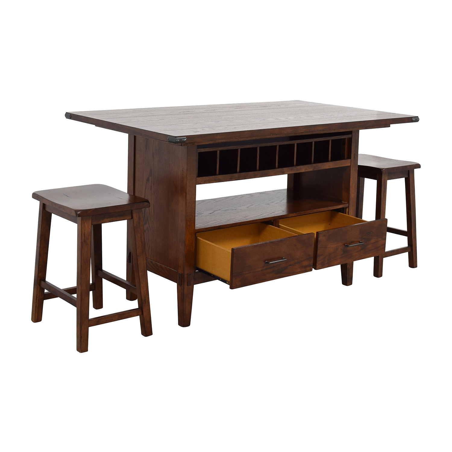 ... Liberty Furniture Industries, Inc Liberty Furniture Cabin Fever Counter  Height Dining Set On Sale ...
