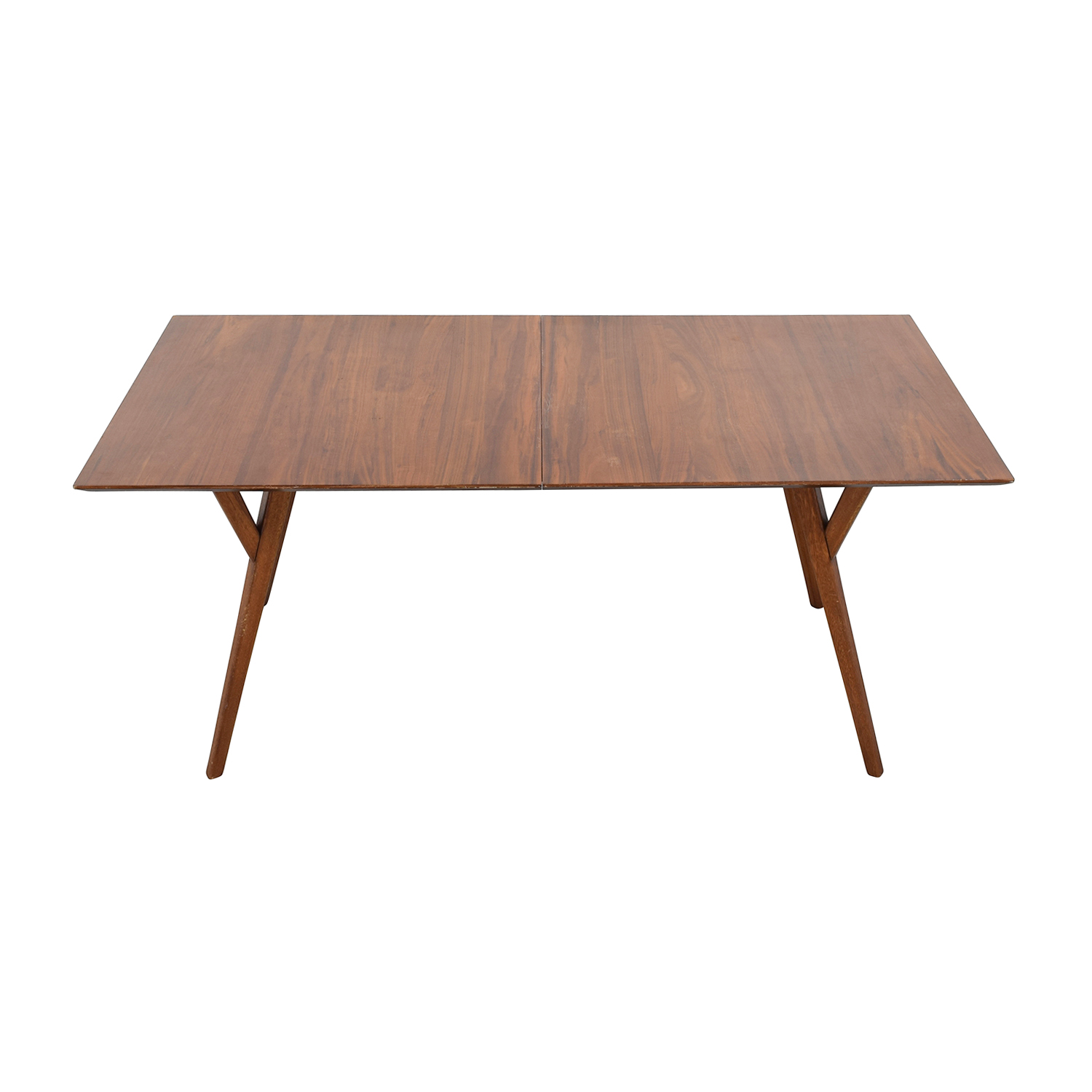 West Elm West Elm Mid-Century Large Expandable Dining Table nyc