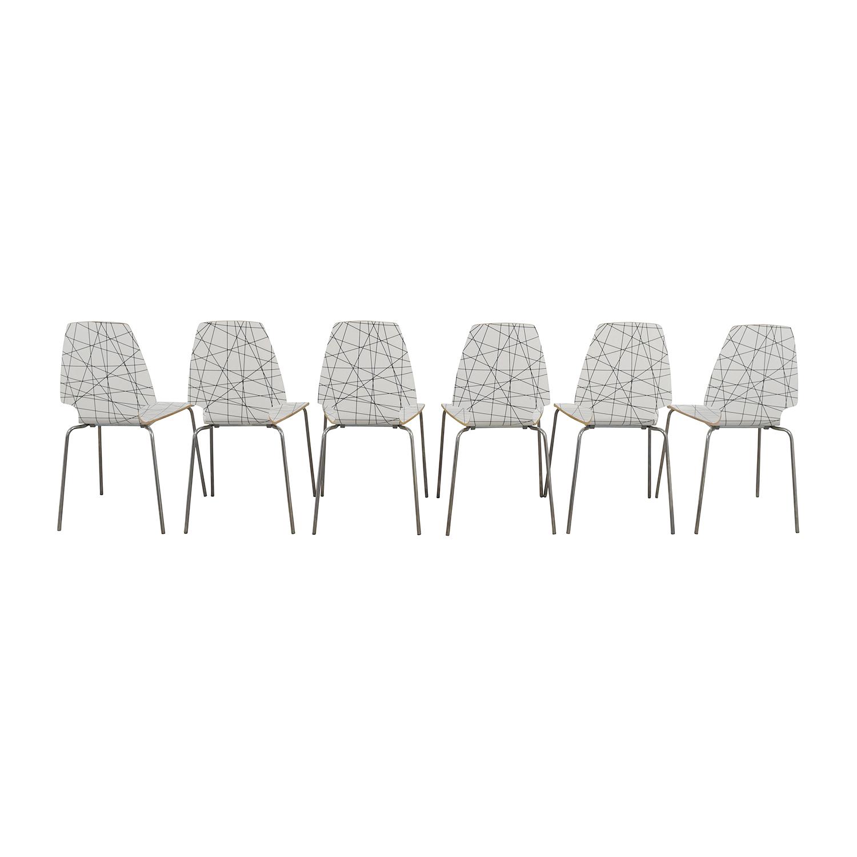 70 Off Ikea Ikea Vilmar Dining Chairs Chairs