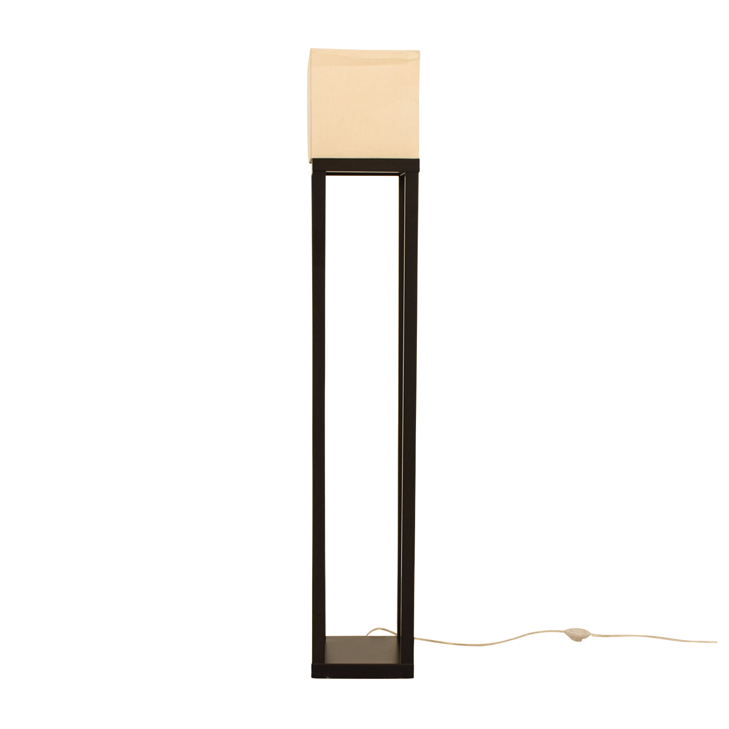 shop Crate & Barrel Aerin Floor Lamp Crate & Barrel Sofas