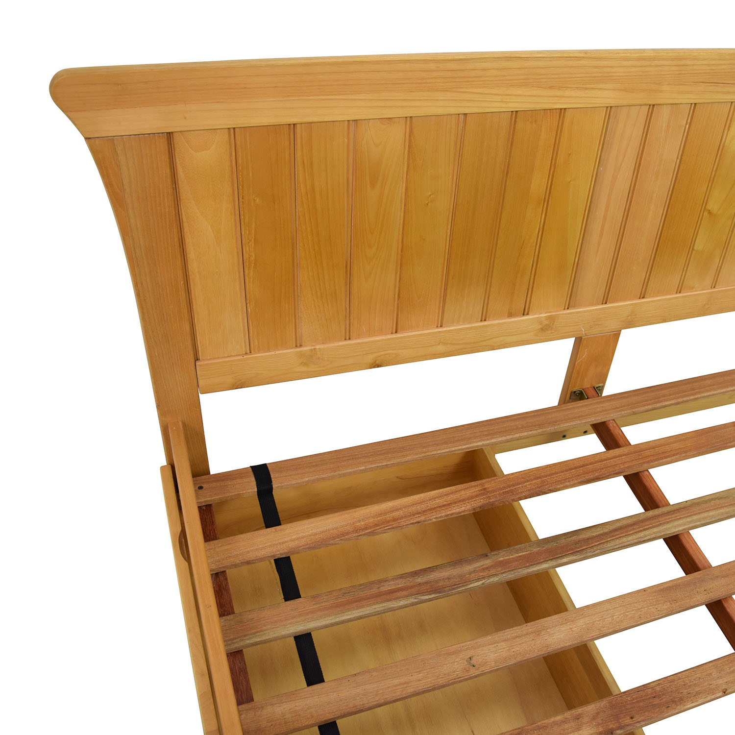 Just Cabinets Coupon 67 OFF Solid Wood Bedframe With
