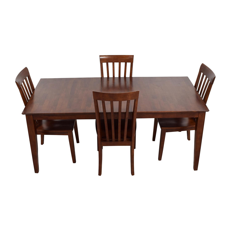 45 Off Boston Interiors Tuscany Dining Set Tables