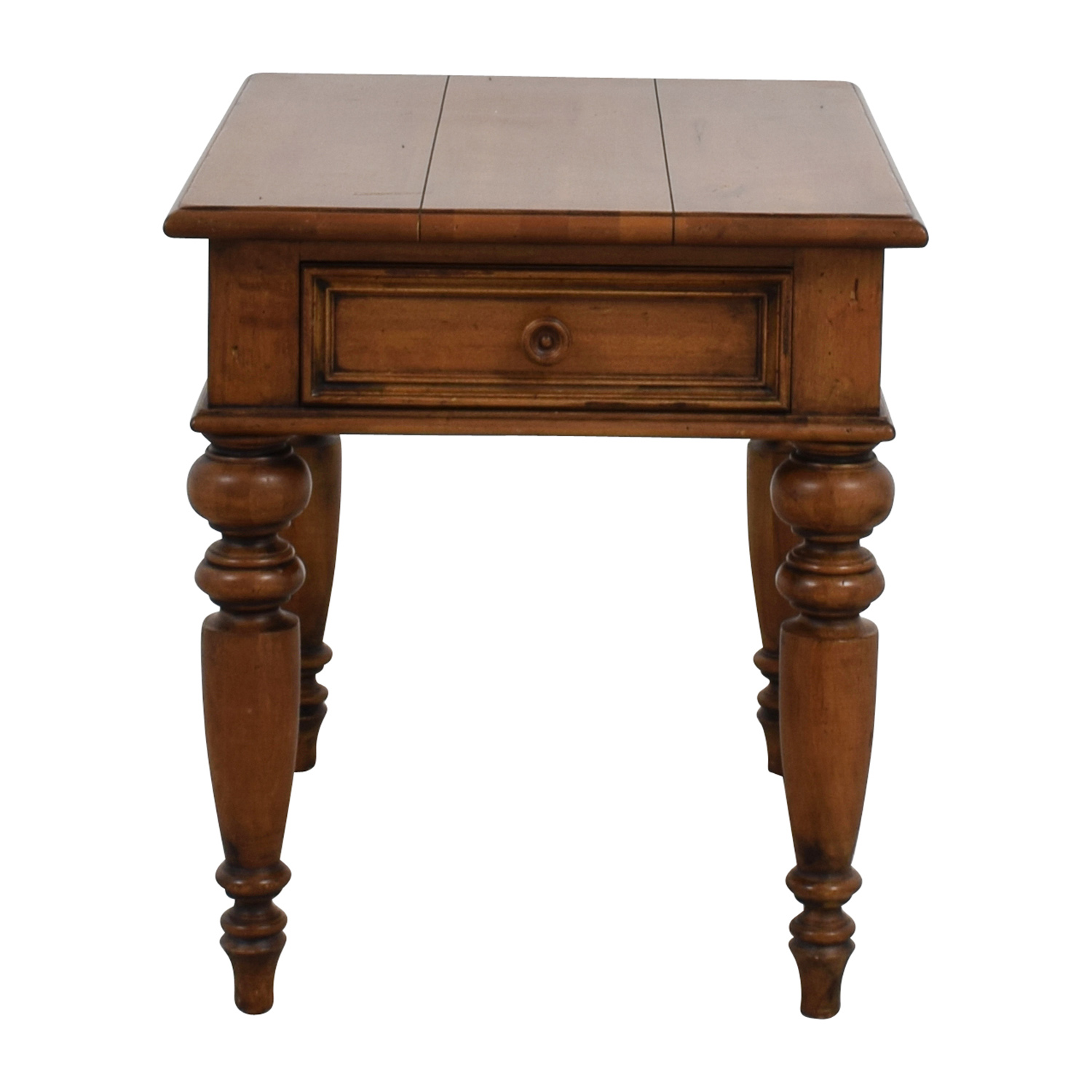 Ethan Allen One Drawer End Table / Tables ...