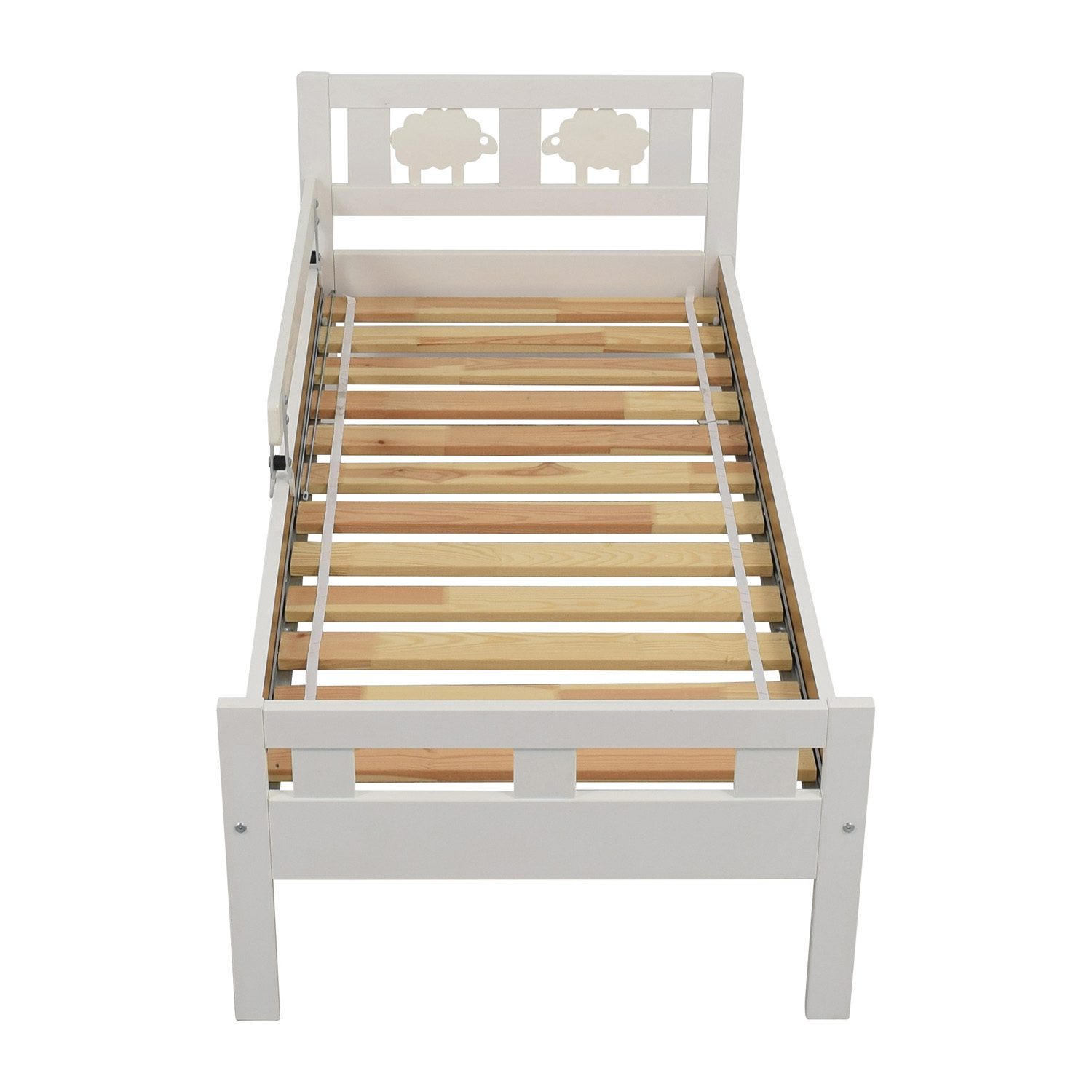 Awesome 77 Off Ikea Ikea Critter Toddler Bed Beds Download Free Architecture Designs Ferenbritishbridgeorg