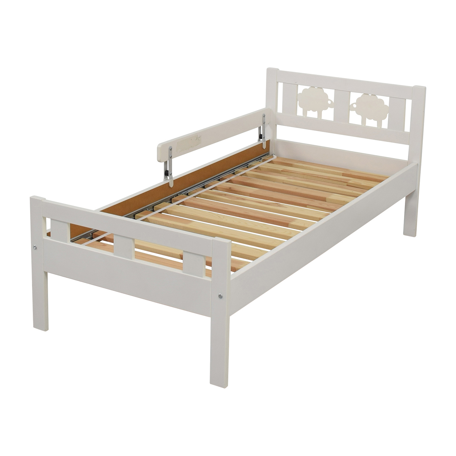 77 Off Ikea Ikea Critter Toddler Bed Beds