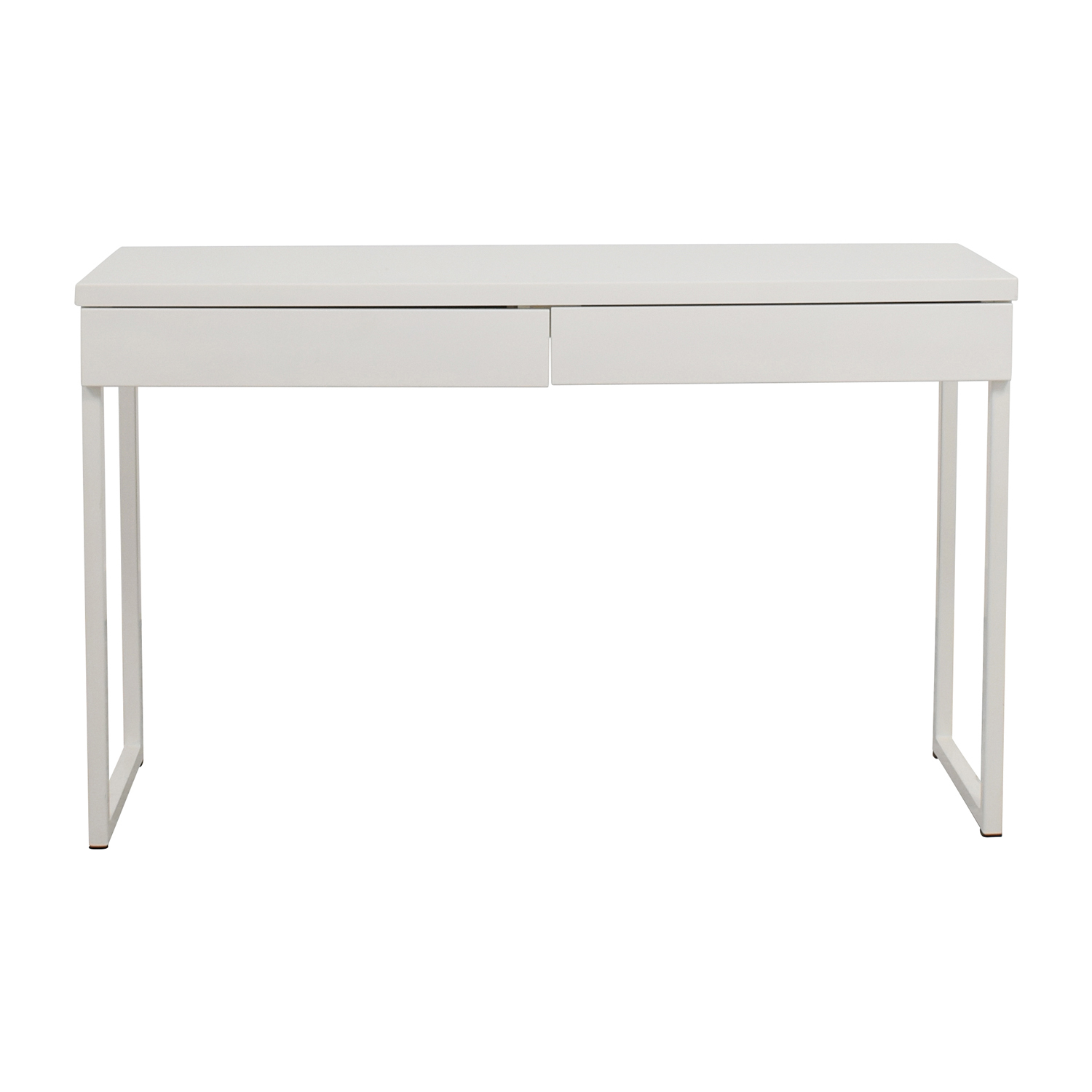 ikea white desk two drawers hostgarcia. Black Bedroom Furniture Sets. Home Design Ideas