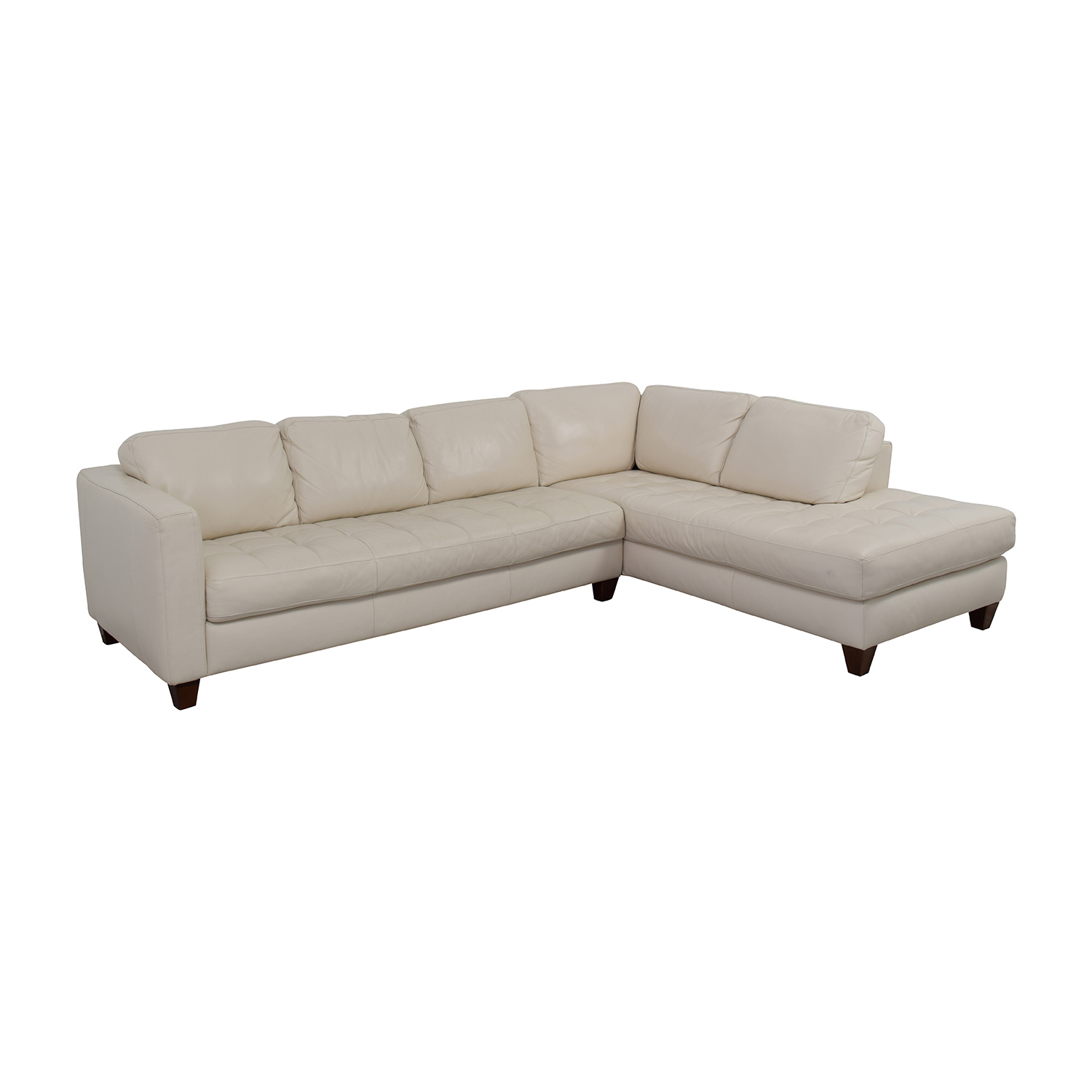 Merveilleux ... Macys Macys Milano White Leather Two Piece Sofa Nj ...