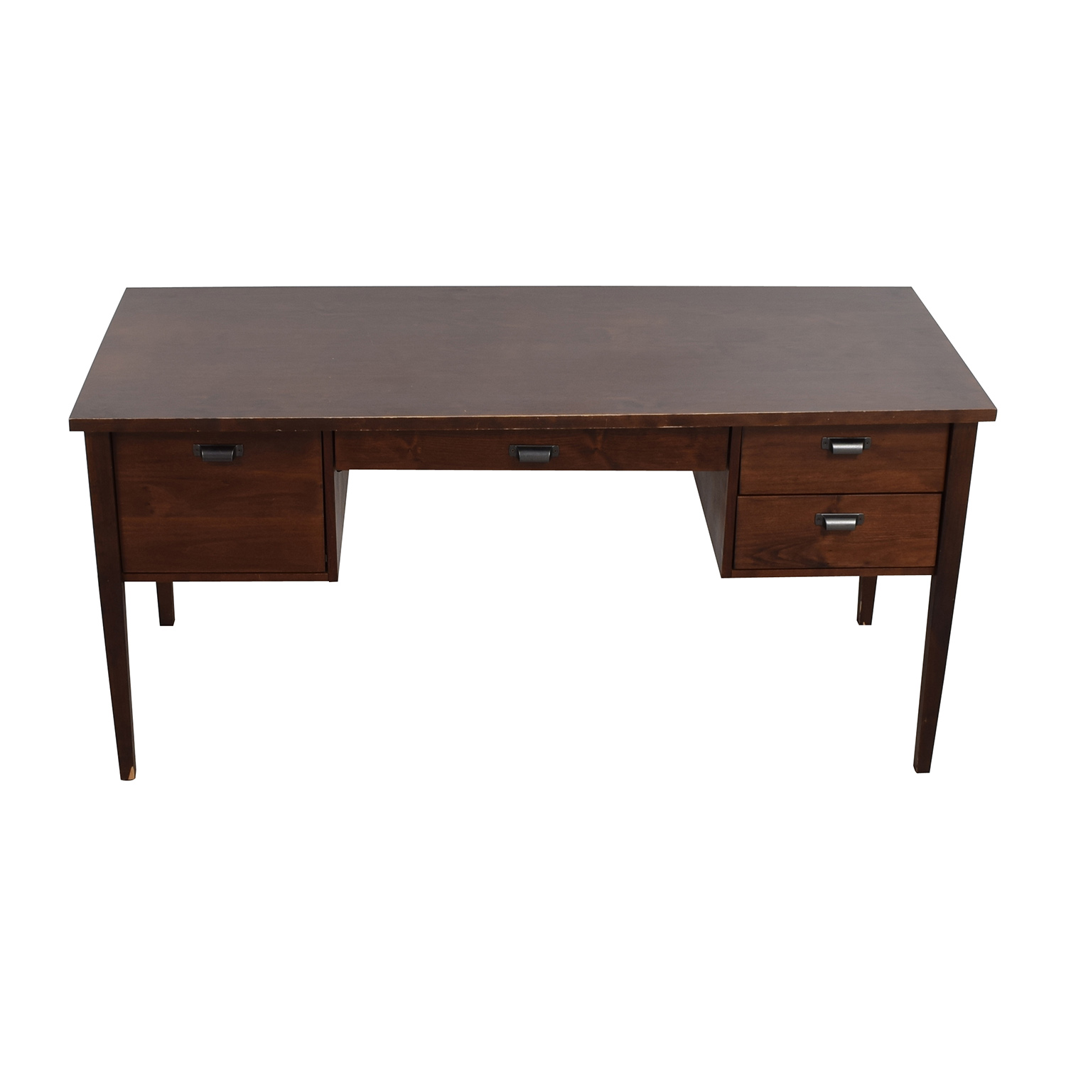 Crate & Barrel Crate & Barrel Hardwood Desk used