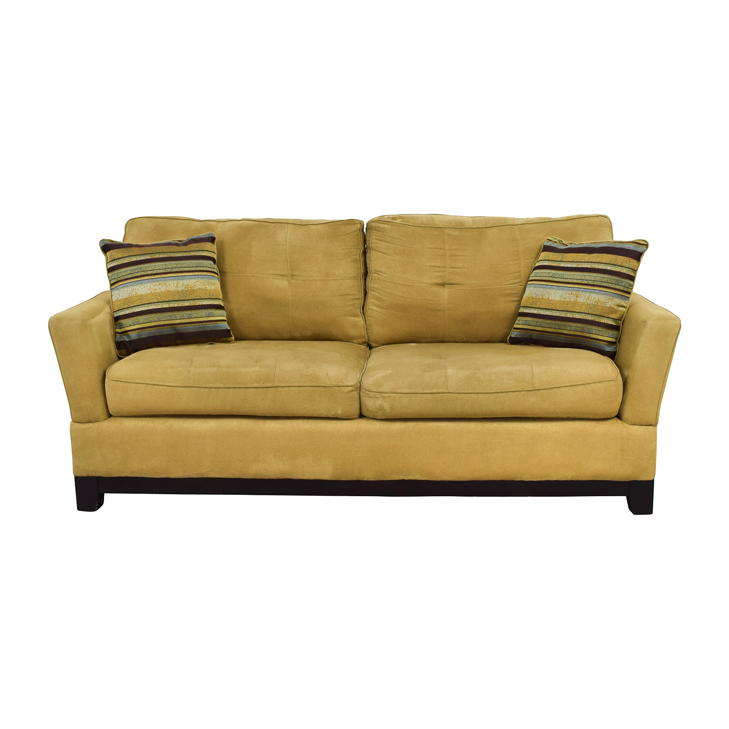 Sofa With Pillows Best Home Furnishings Emeline Sofa With