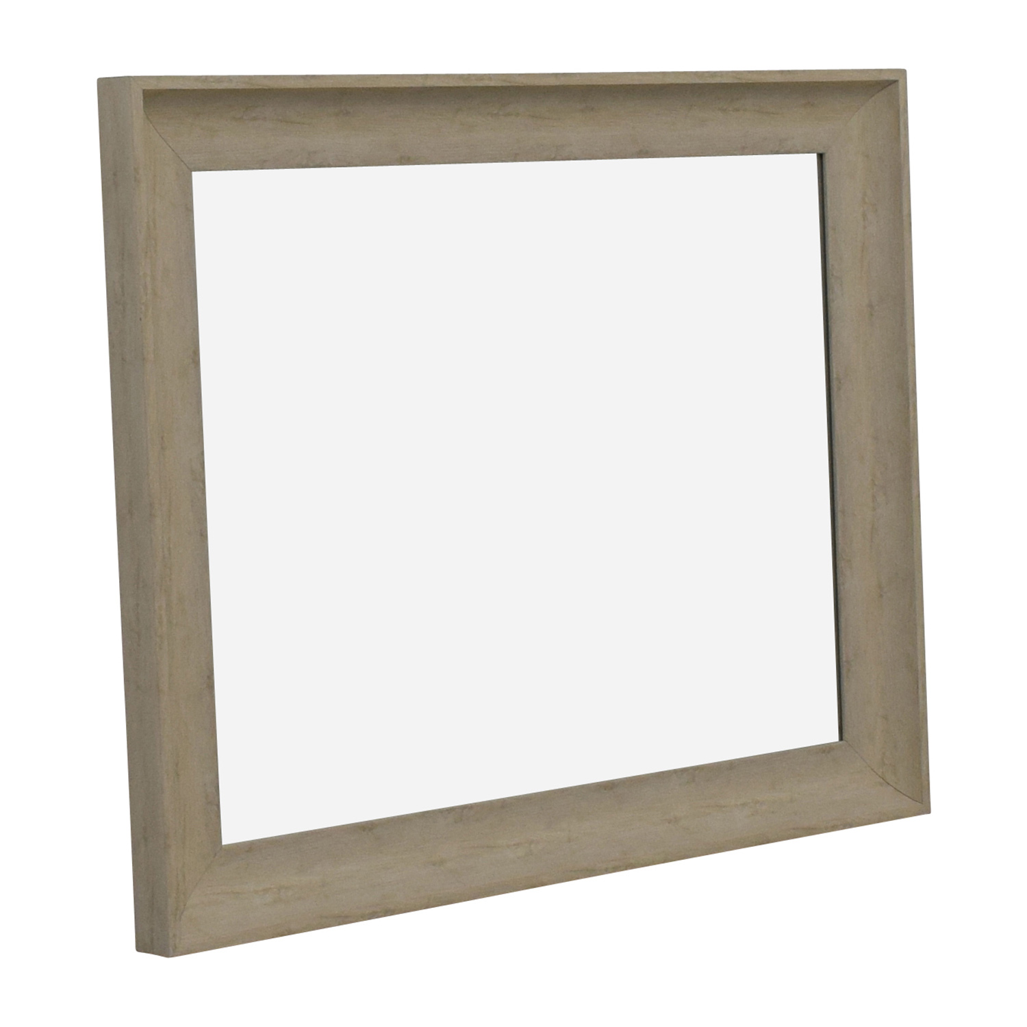 BP Industries BP Industries Decorative Wooden Mirror second hand