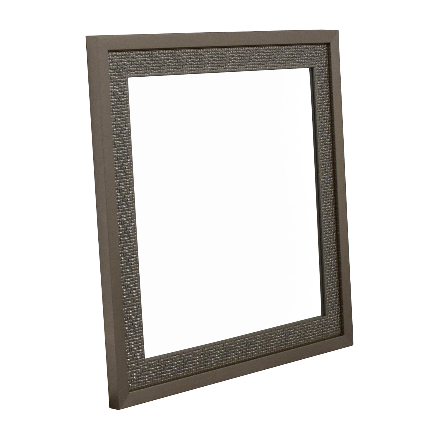 Target Target Decorative Silver Mirror on sale