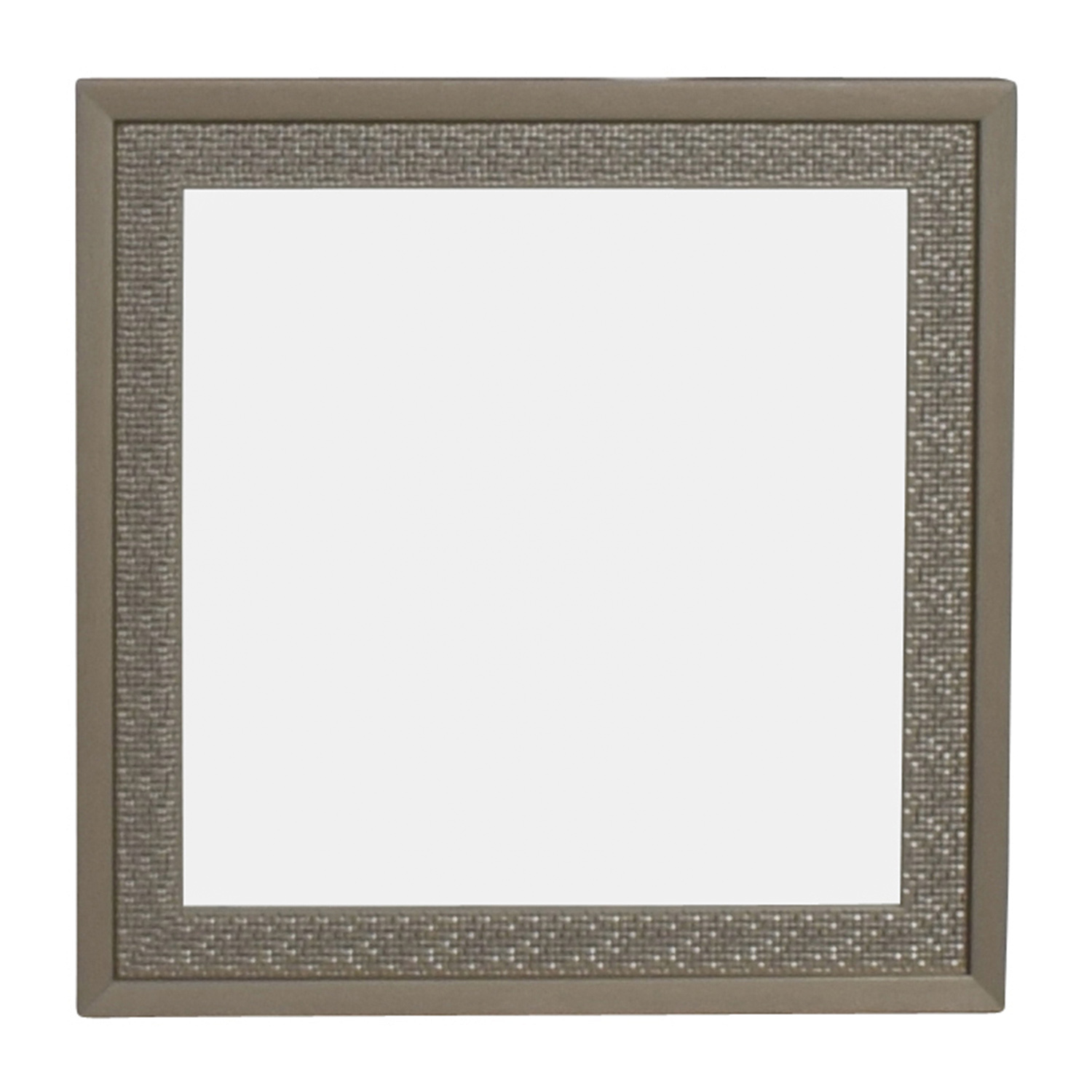 Target Target Decorative Silver Mirror dimensions