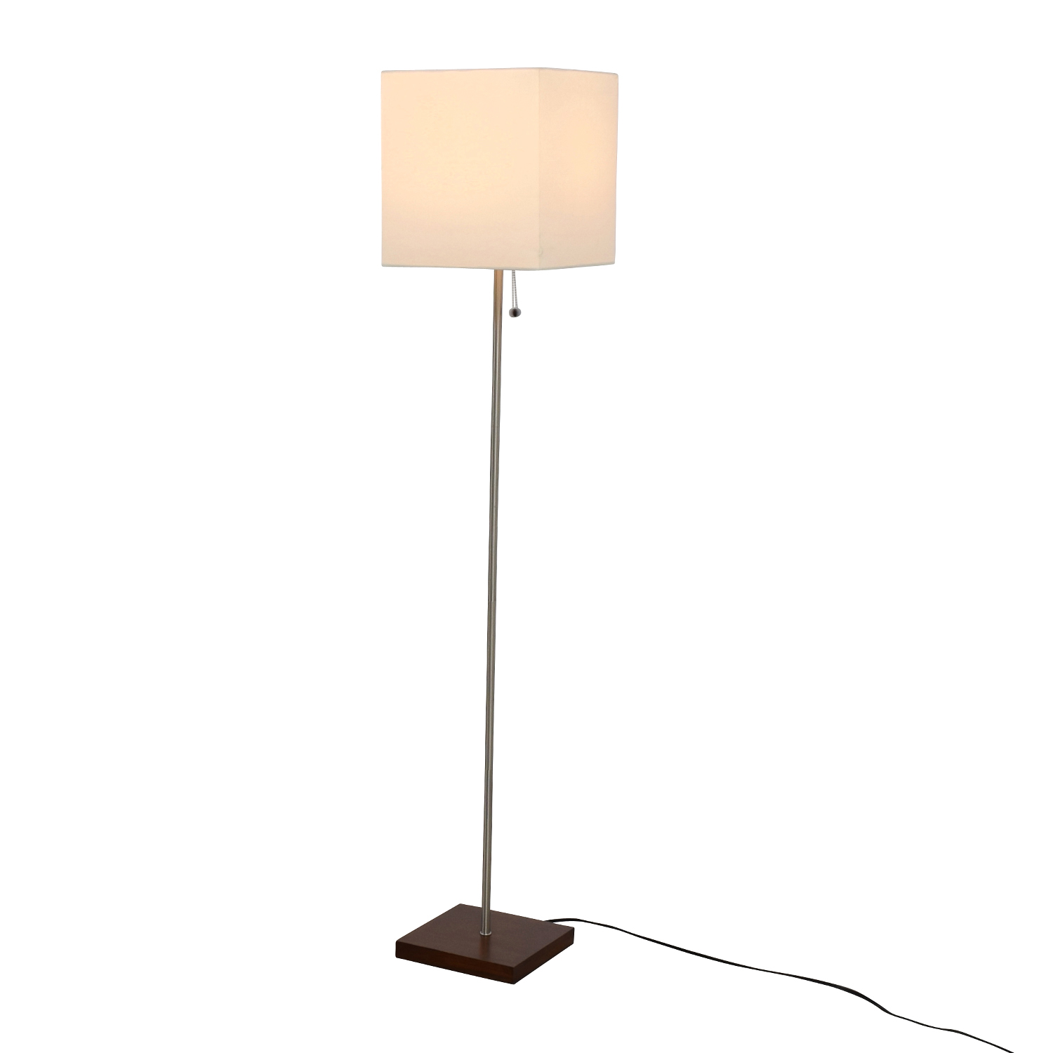 25 Off Target Target Classic Silver Floor Lamp Decor