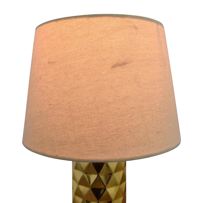 36 Off Target Target Gold Table Lamp Decor