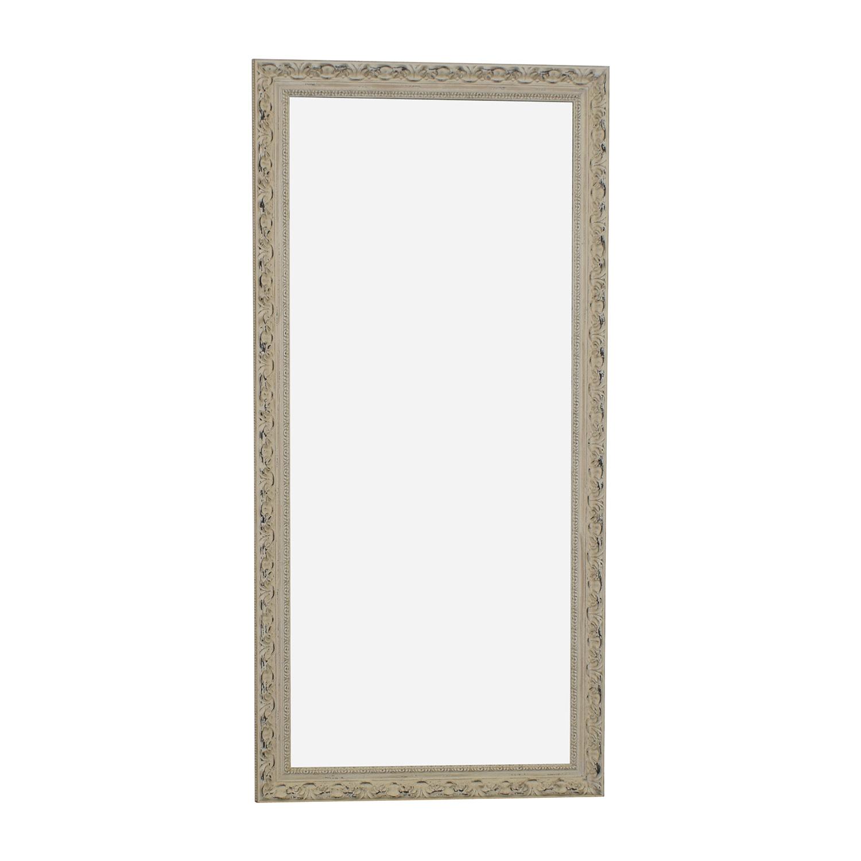 Ethan Allen Ethan Allen Beige Floor Mirror coupon