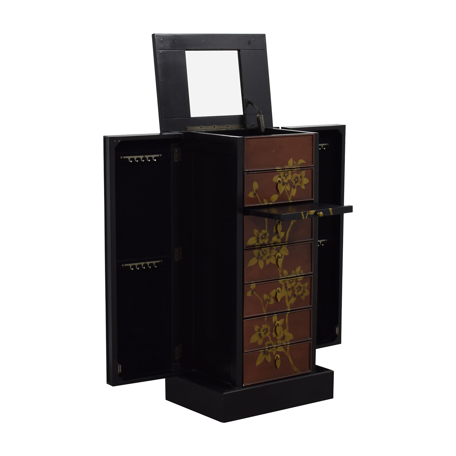 buy Pier 1 Jewelry Armoire Pier 1 End Tables