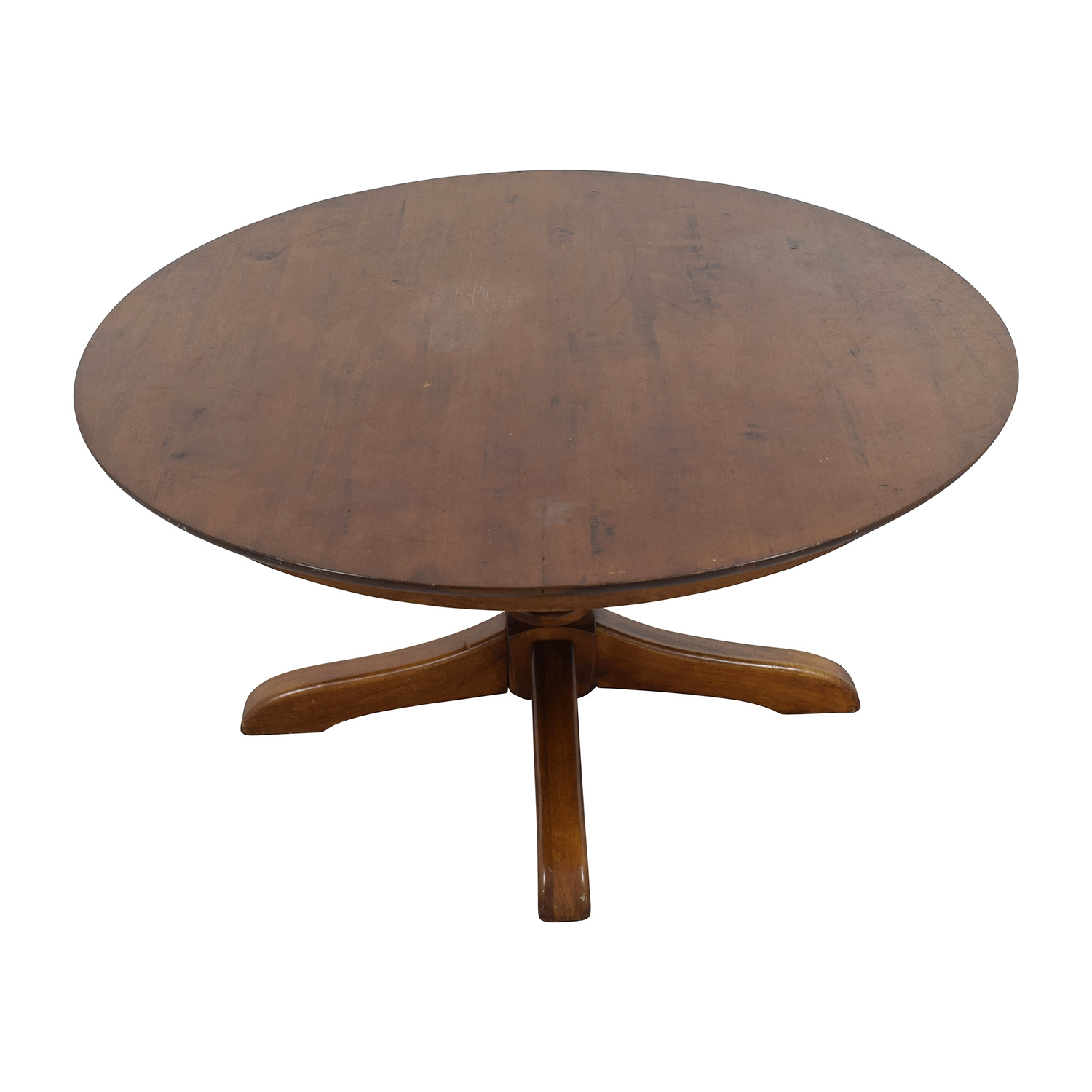 ABC Home Mid-Century Round Dining Table / Dinner Tables