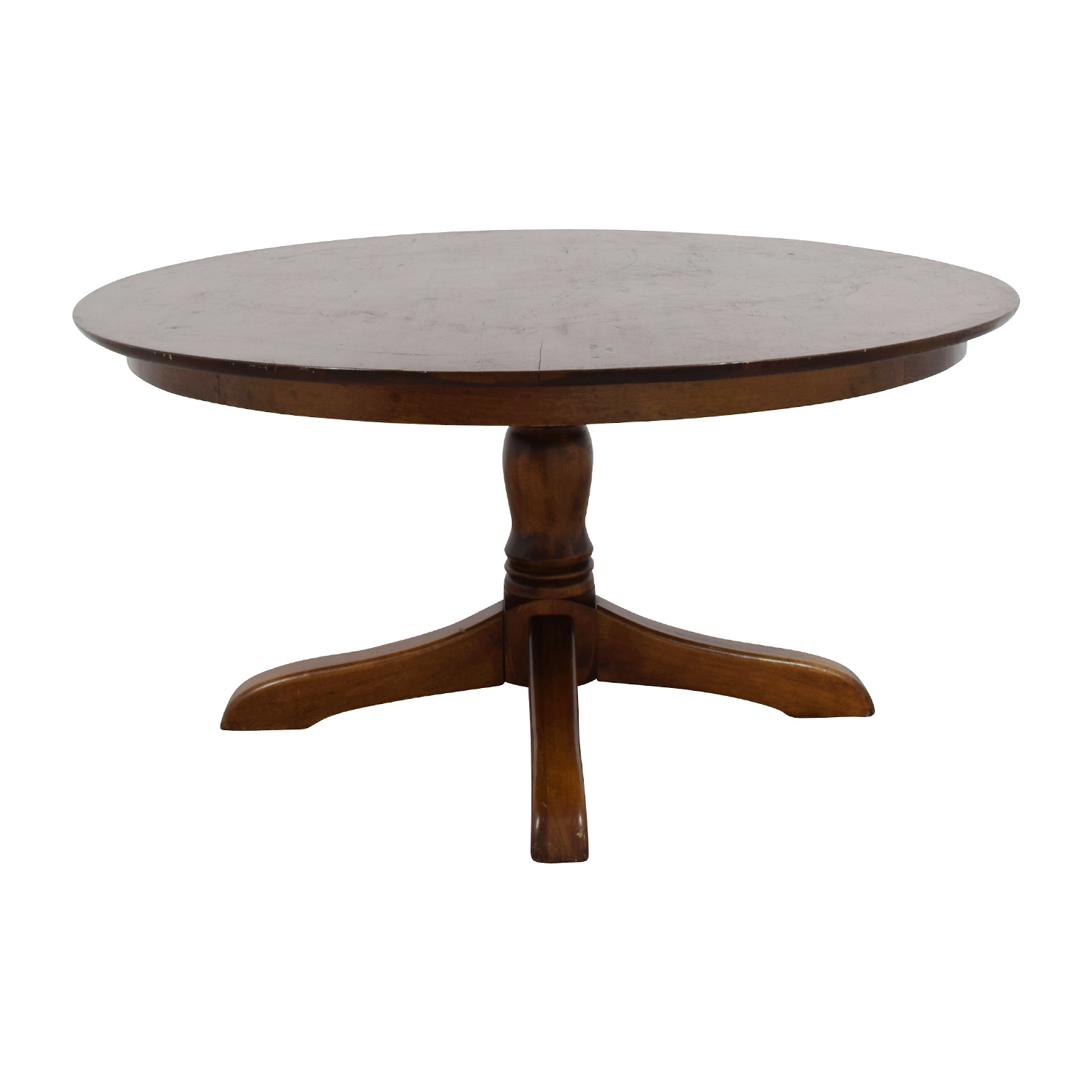 shop ABC Home Mid-Century Round Dining Table ABC Home Tables