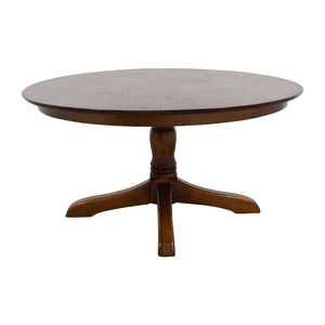 buy ABC Home Mid-Century Round Dining Table ABC Carpet & Home
