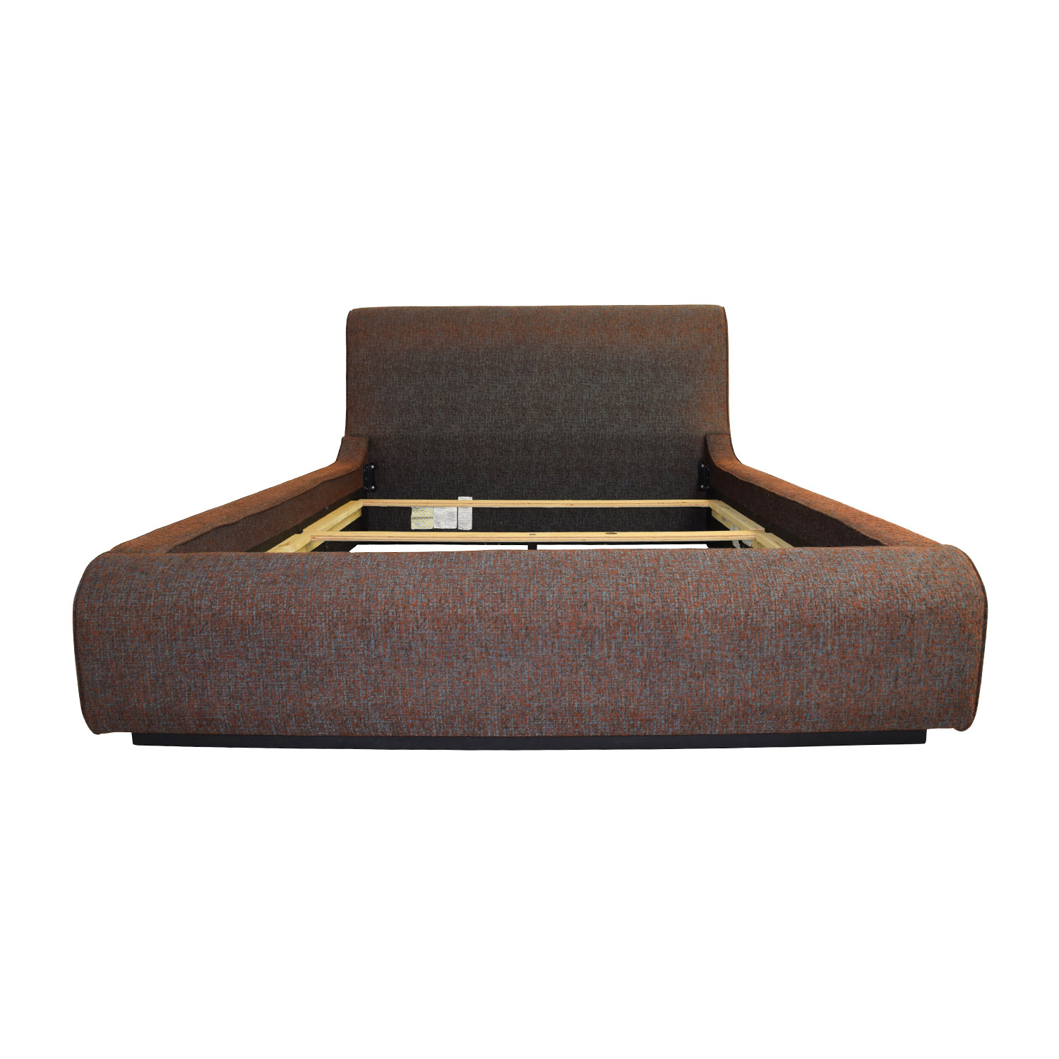 shop Queen Platform Fabric Bed Beds