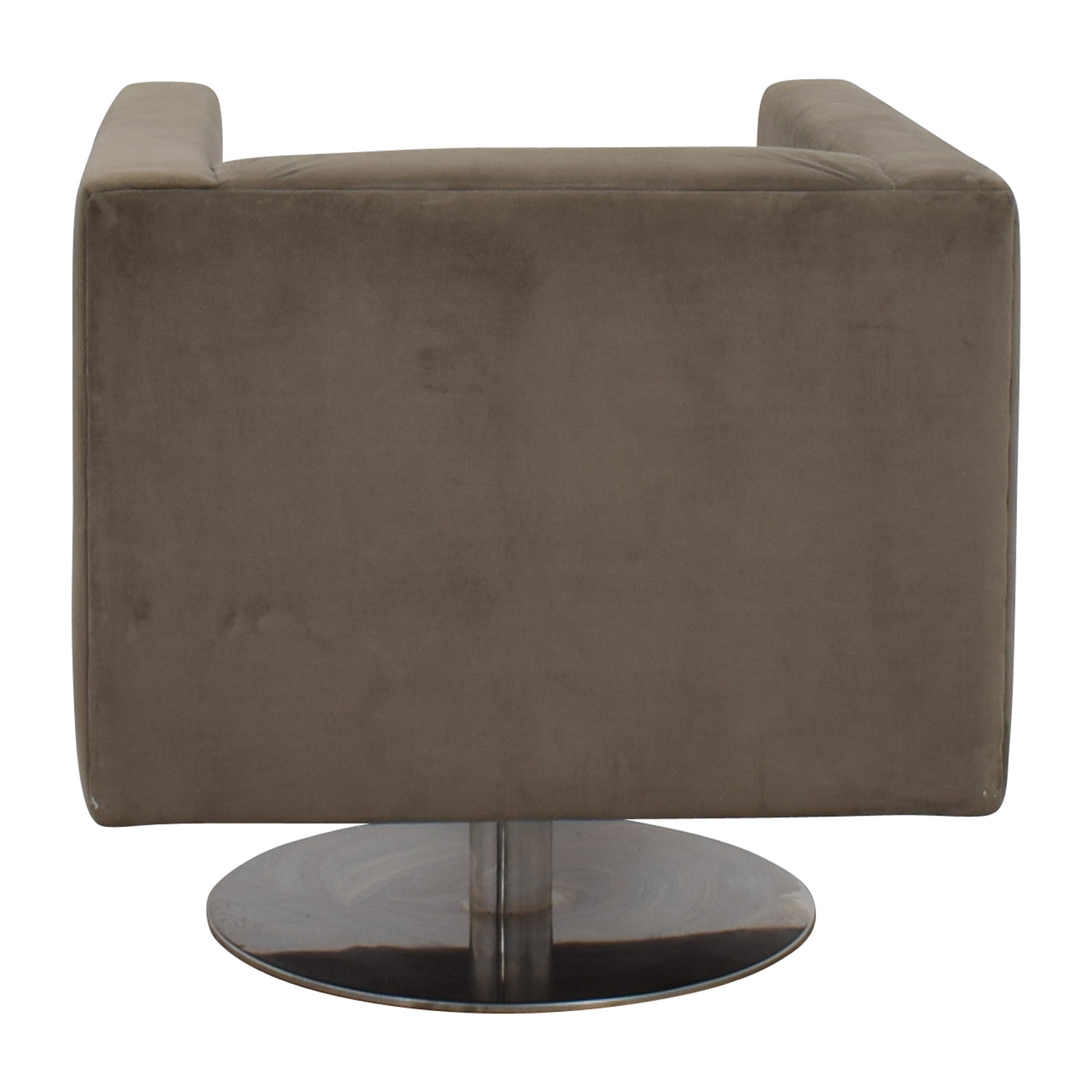 Grey Alex Swivel Chair on sale