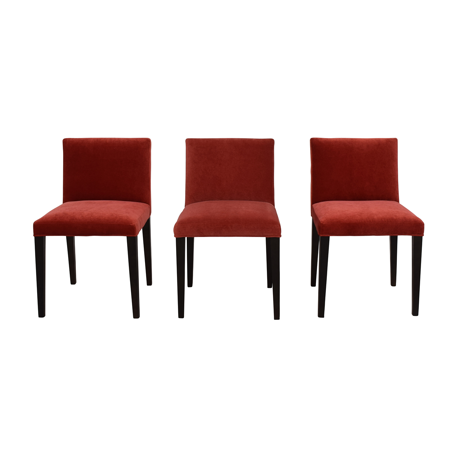 Oslyn Red Chairs