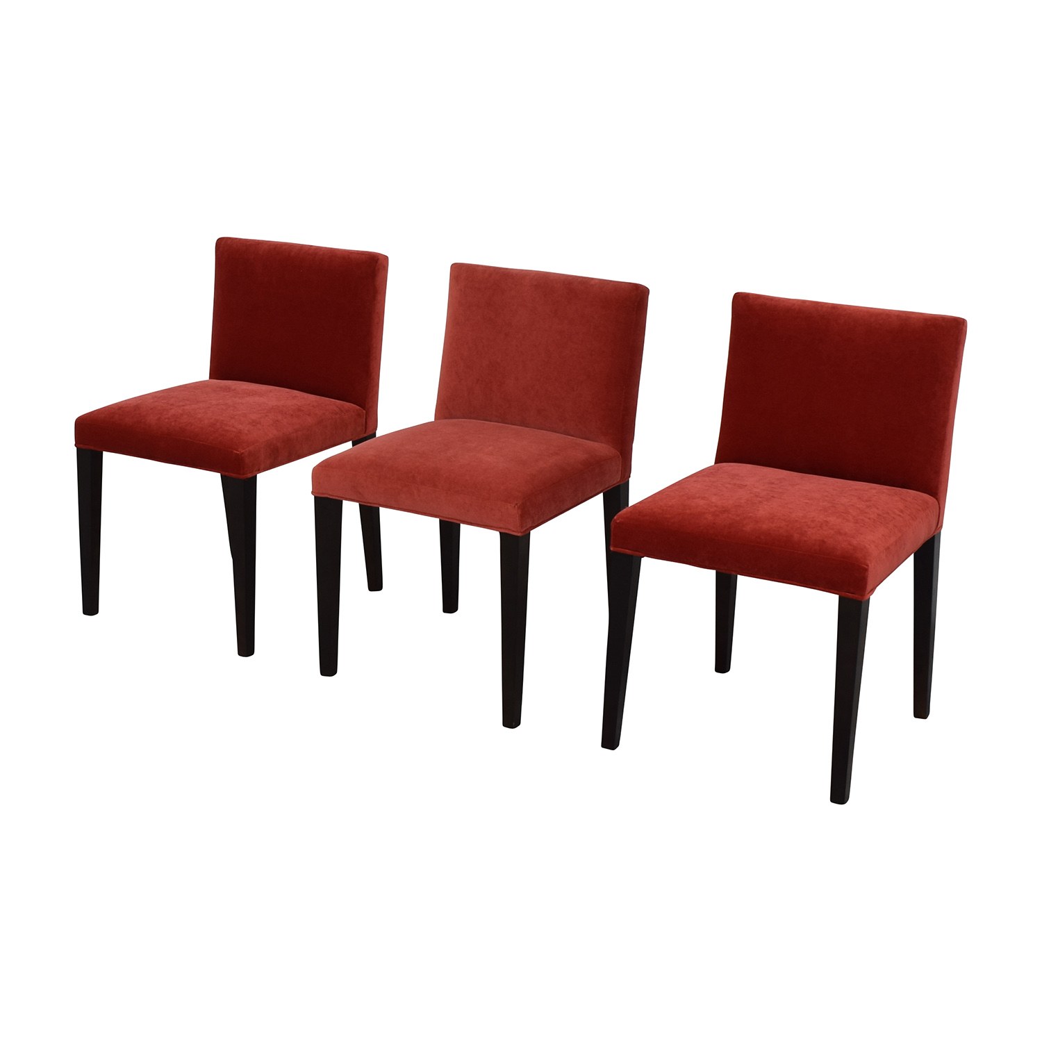 90 off oslyn red chairs chairs for Furniture 90 off