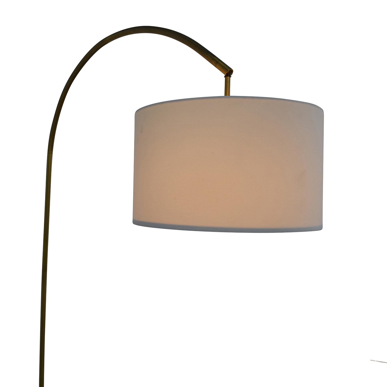 48 off ikea ikea arc floor lamp decor. Black Bedroom Furniture Sets. Home Design Ideas