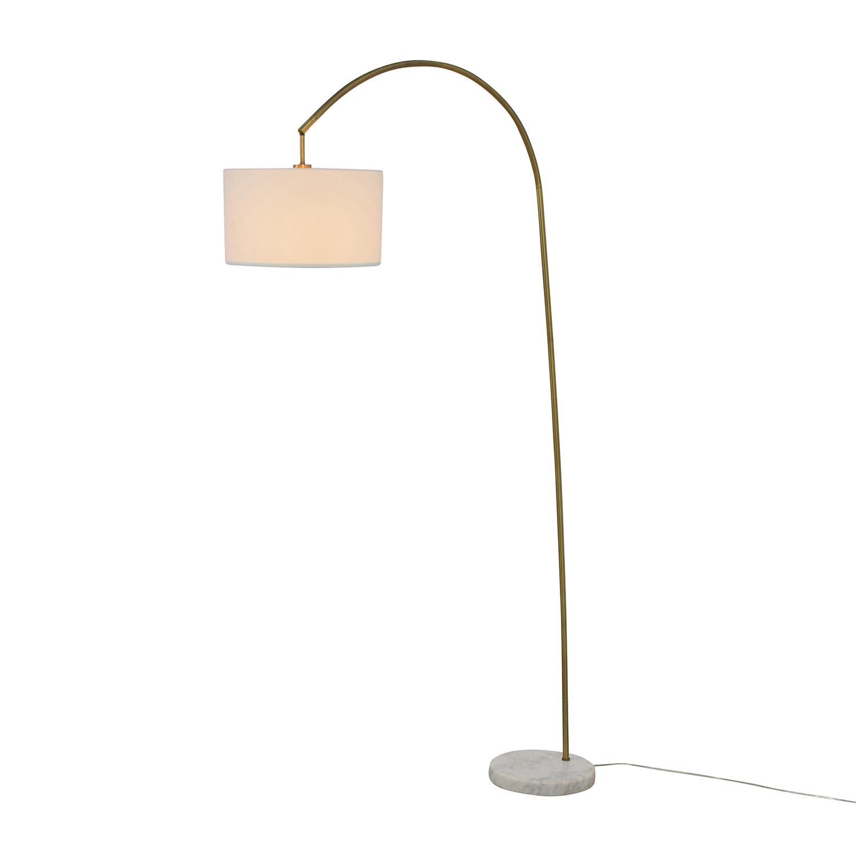 48% OFF - IKEA IKEA Arc Floor Lamp / Decor