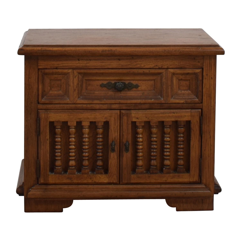shop Classic Wooden Nightstand online