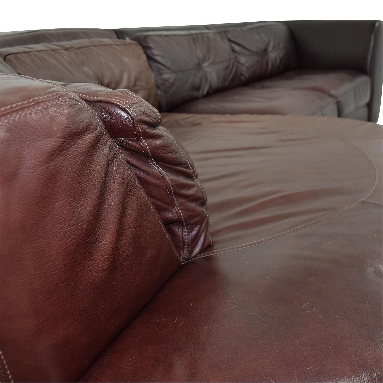 Cau Dax Loveseat Leather Sofas Allegra Sofa D Ax