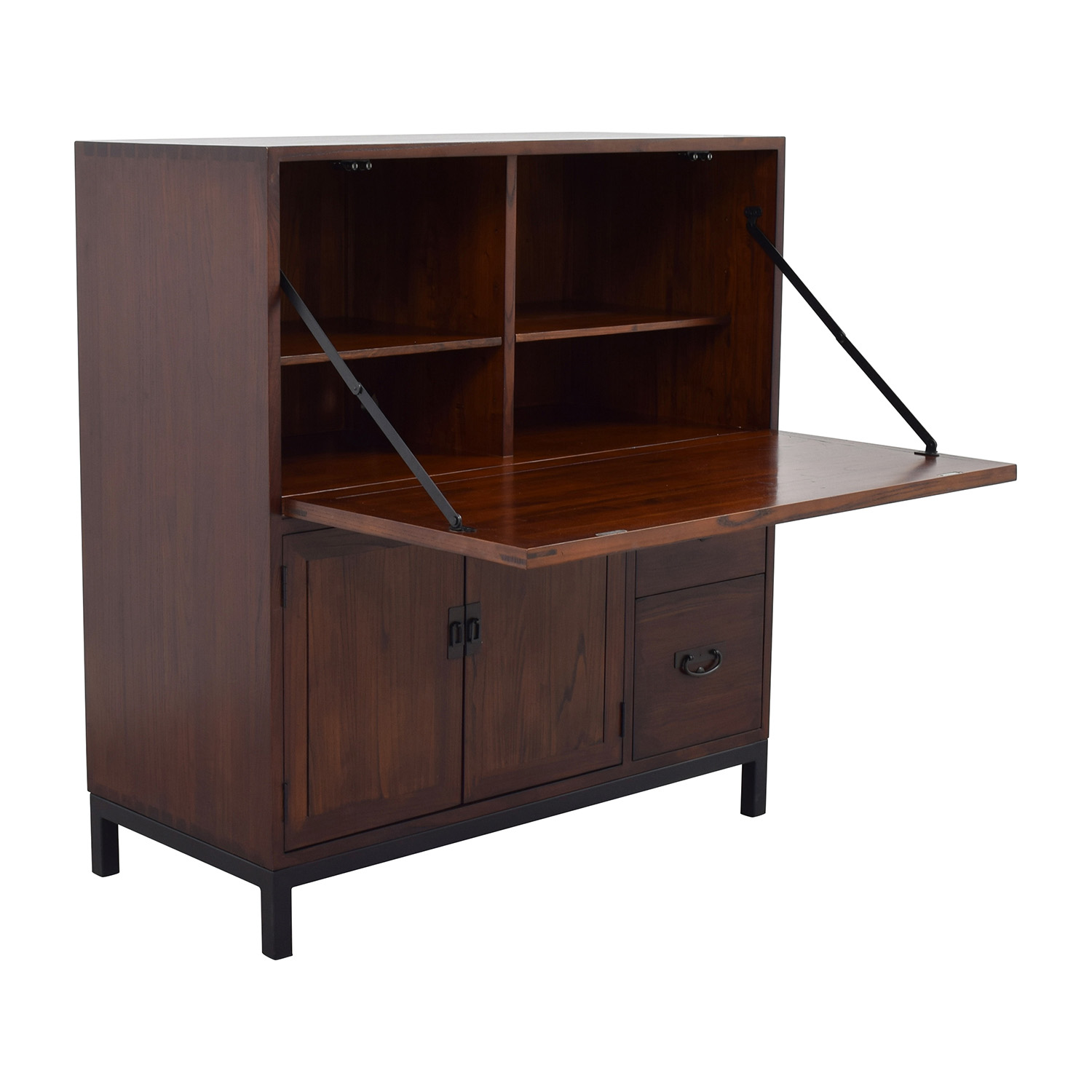 Charmant ... Room U0026 Board Room U0026 Board Office Armoire Discount ...