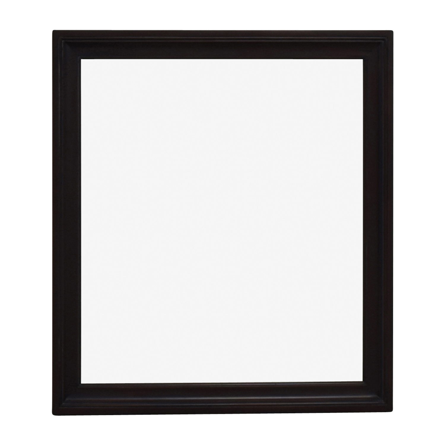 Pulaski Furniture Pulaski Brown Solid Wood Mirror Decor