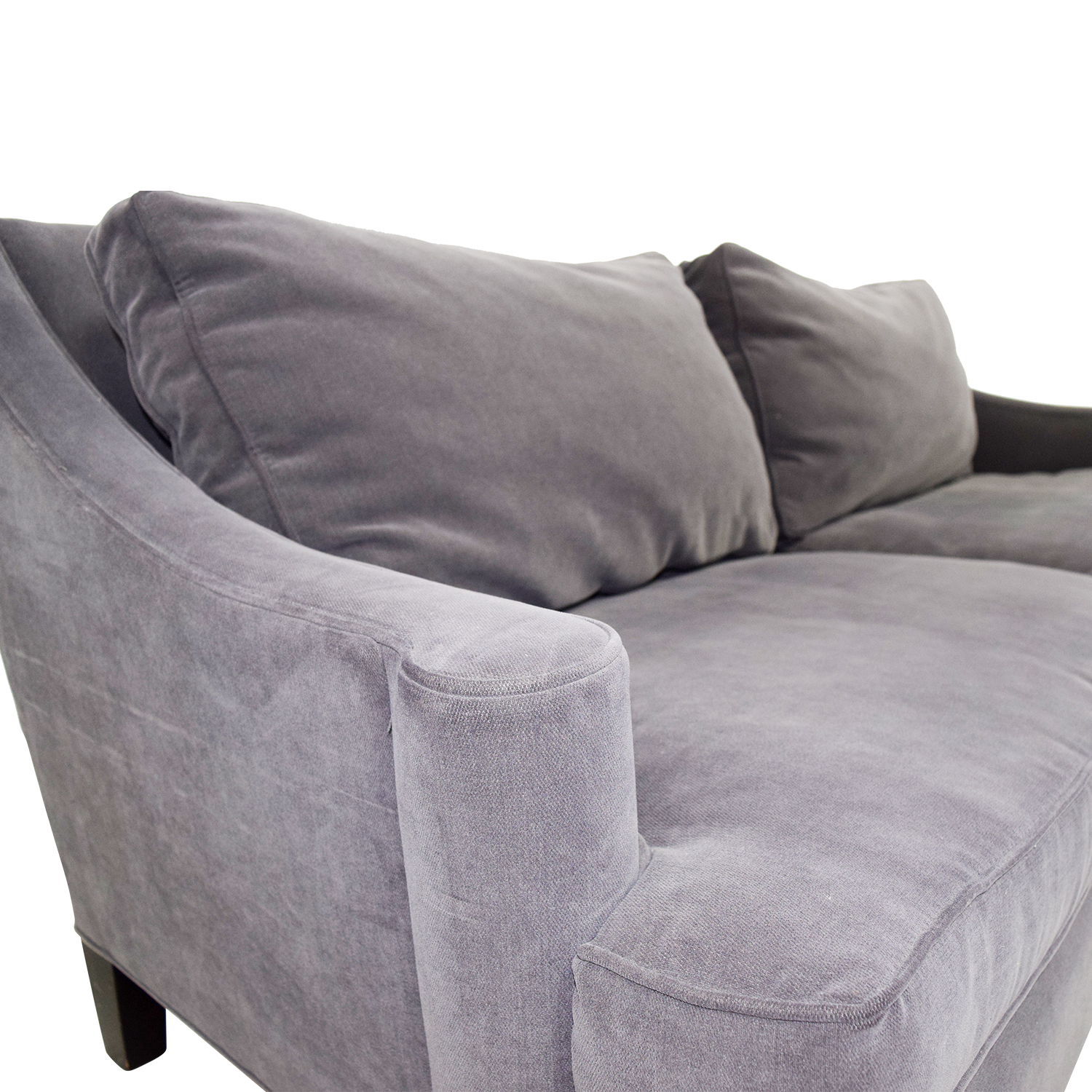 ABC Carpet & Home ABC Carpet & Home Grey Loveseat price