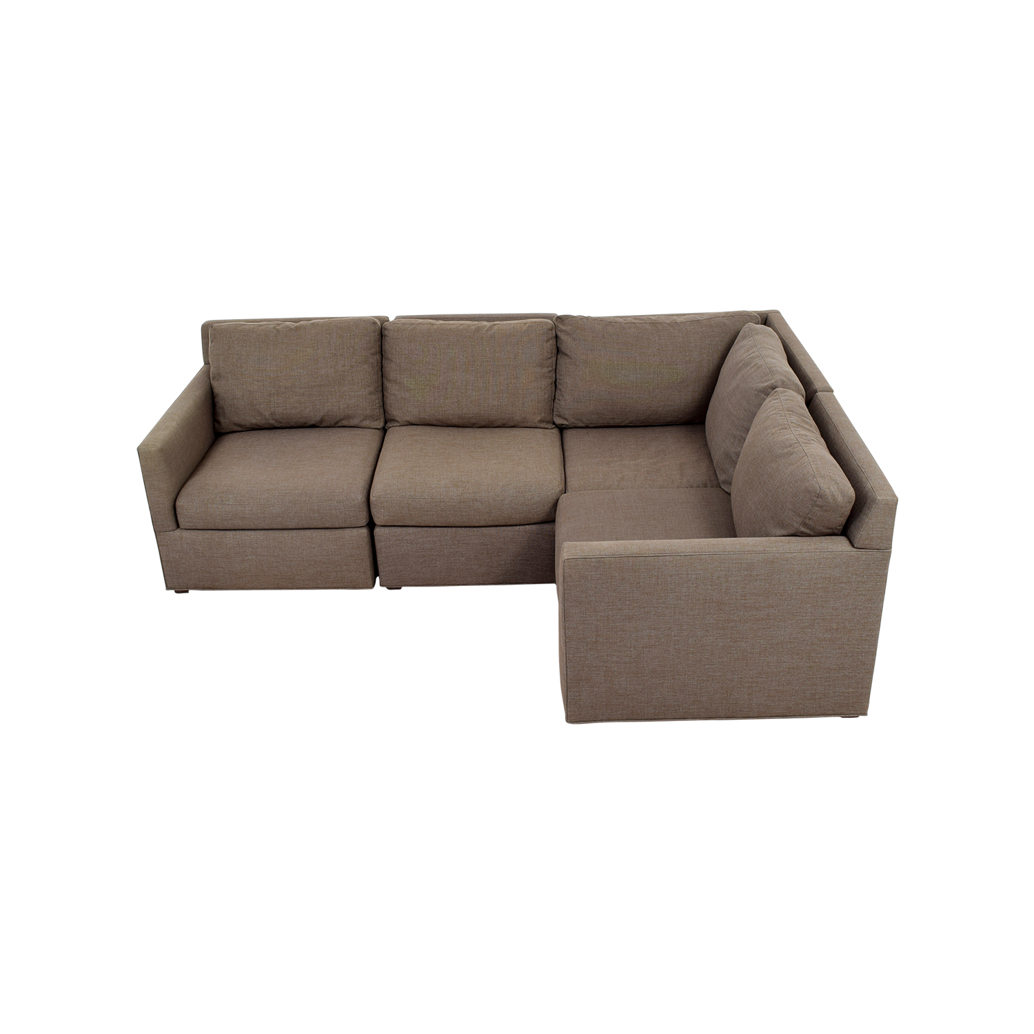 Sectionals for sale gallery of living with sectionals for for Bartlett caramel left corner chaise sectional