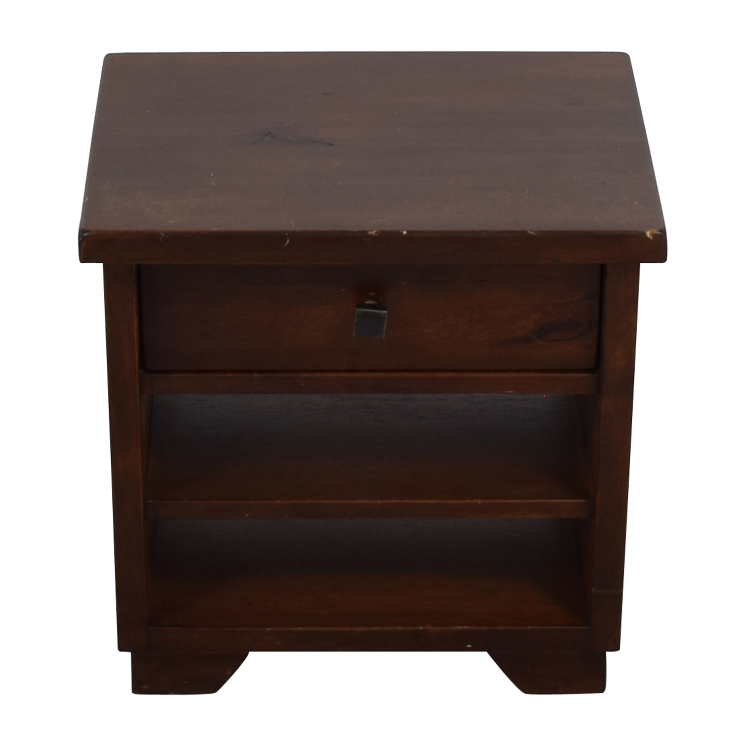 buy Pottery Barn Pottery Barn One-Drawer Bedside Table online